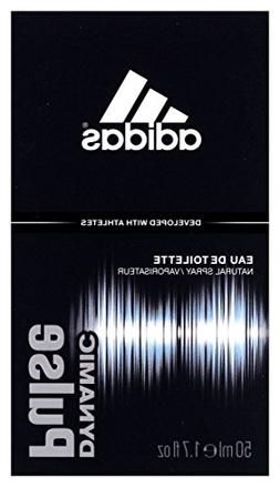 Adidas Dynamic Pulse Eau De Toilette Spray for Men, 1.7 Ounc