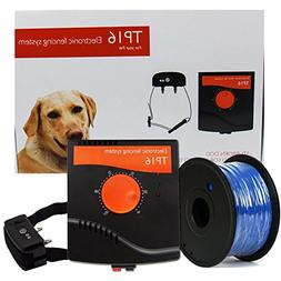 Electronic Pet Fencing System, Outdoor Invisible Electric Wi