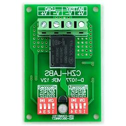 Electronics-Salon Low Voltage Disconnect Module LVD, 12V 10A