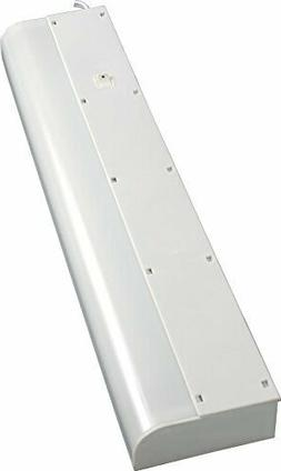 GE Fluorescent Light Fixture, 18