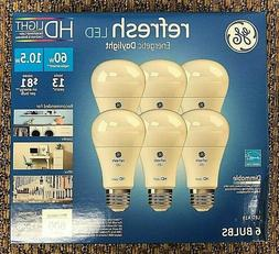 GE Refresh High Definition LED Light Bulb 10.5-watt 5000K En
