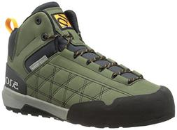 Five Ten Men's Guide Tennie Mid Hiking Boot, Dark Base Green