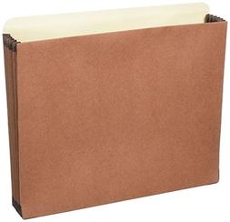Globe Weis Heavy-Duty Letter File Cabinet Pockets