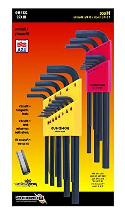 hex l wrench combination set