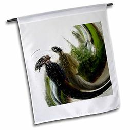 3dRose Hurricanes - Image of Hurricane Abstract With People