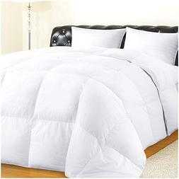 Allrange Hypoallergenic Feather and Down Comforter Duvet, Do