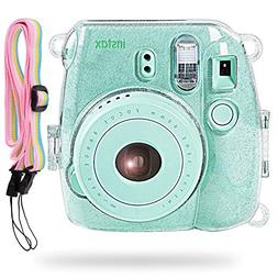 Katia Camera Case Bag for Fujifilm Instax Mini 9 Instant Cam