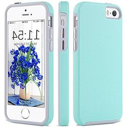 iPhone 5 Case,iPhone 5s Case, iPhone SE Case, BENTOBEN Dual