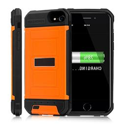 """Leadtry Iphone 7 and Iphone 6  4.7"""" Battery Case 3000mAh Por"""