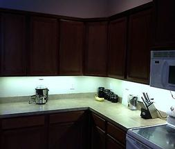 Kitchen Under Cabinet Professional Lighting Kit COOL WHITE L