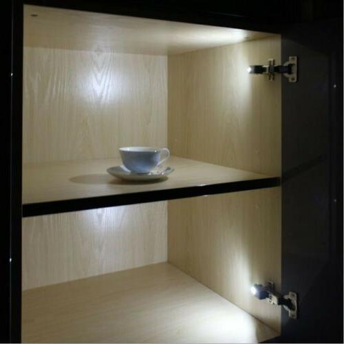 10pcs Cabinet Kitchen Closet Lamp