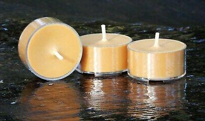 10pk Coco Chanel TEA CANDLES hrs/pack FREE POST Under $25