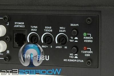 SOUNDSTREAM 10P 1000W SUBWOOFER AMPLIFIER TRUCK NEW