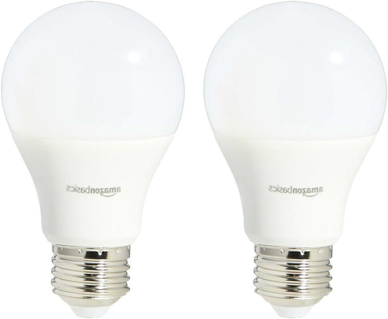 75 Watt Equivalent, Soft White, Non-Dimmable, A19 LED Light
