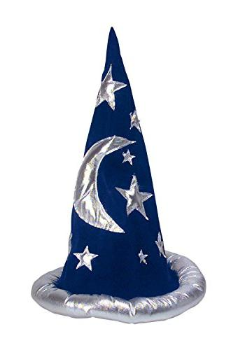 Adult or Child Wizard Costume Hat - Costume Accessory - Funn