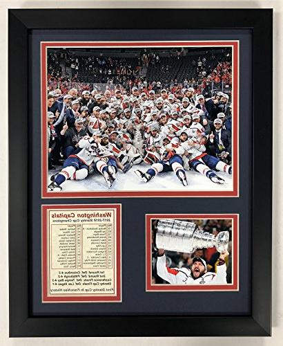 Legends Never Die NHL Washington Capitals 2018 Stanley Cup F