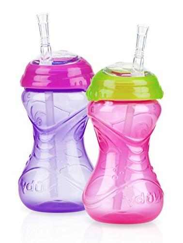 Nuby CLICK-IT No-Spill Cup - 10 -
