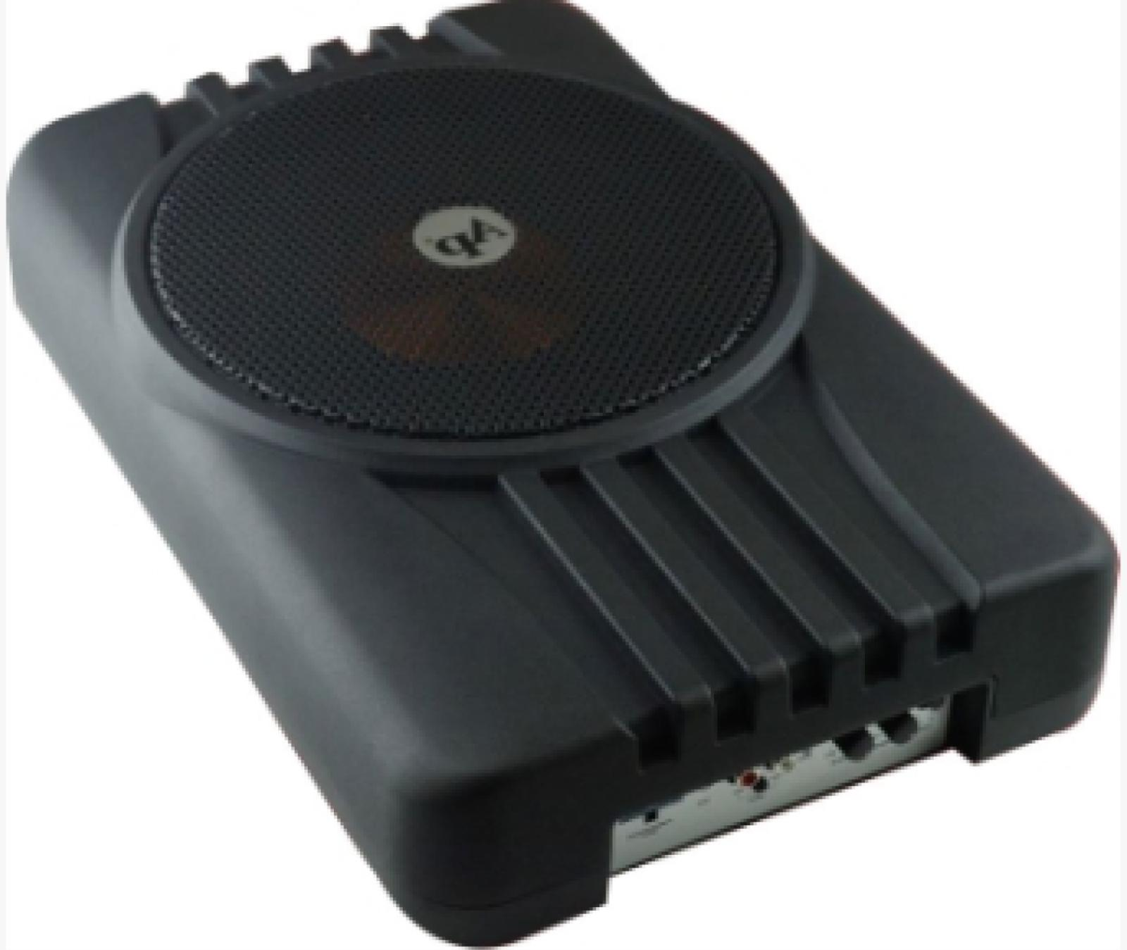 Audiopipe 10'' Compact Amplified Seat Subwoofer 300watts Power