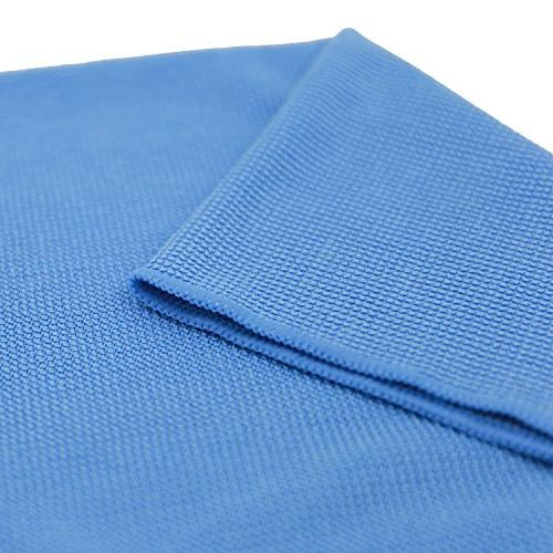 Car Windows & Chemicals 3MM Microfiber Cleaning - 10