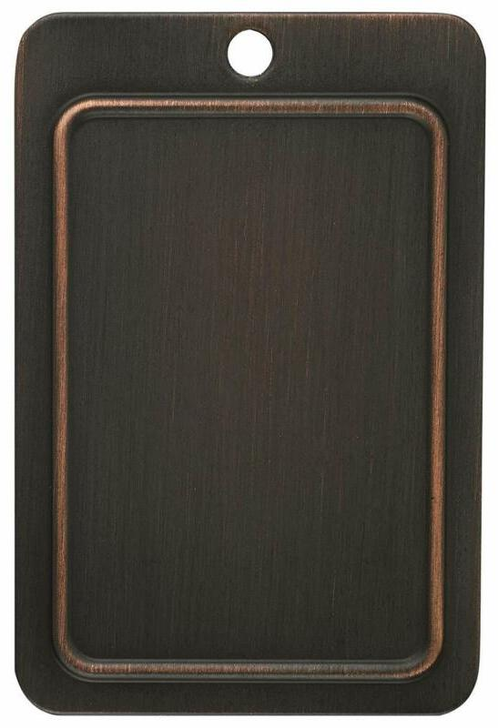 Rocker Wall Plate Oil-Rubbed