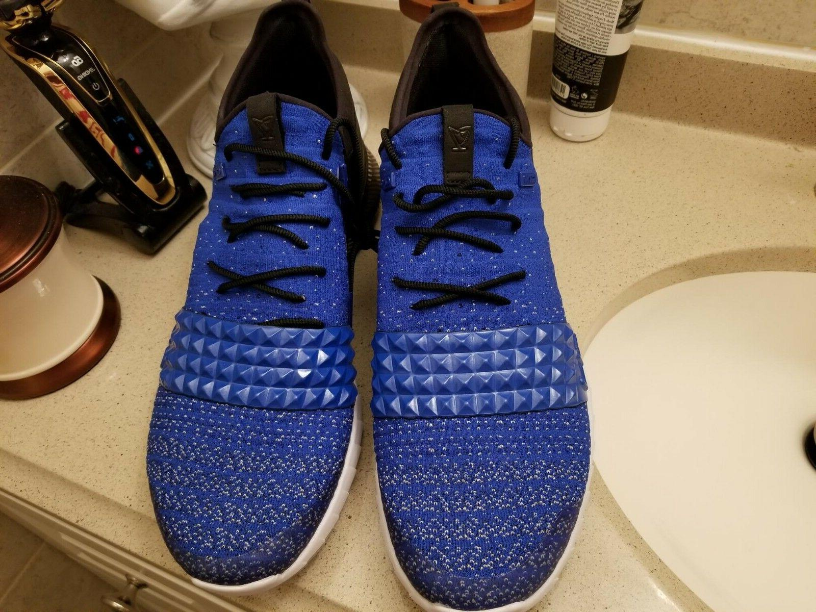 c1n cam newton trainer shoes blue black