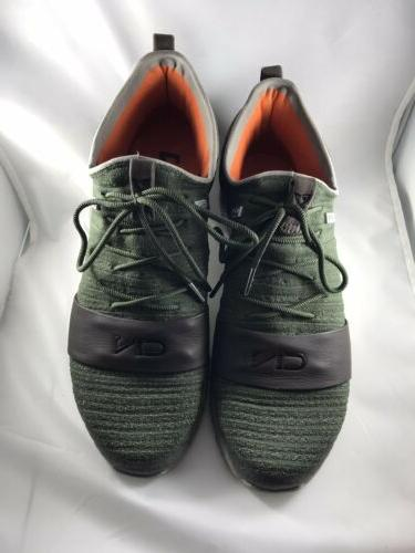 Under C1N TR Lux Size 10 Downtown Green Sneakers - Training