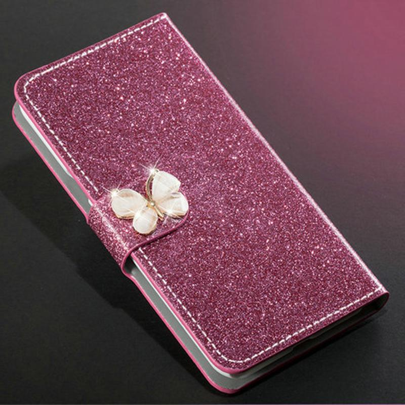 Case Honor 7 Lite 20i Book Case Wallet Cover butterfly