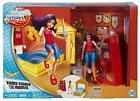 DC Super Hero Girls Wonder Woman 6 In Doll Action Figure Bed