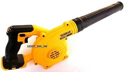 dce100b max compact jobsite blower