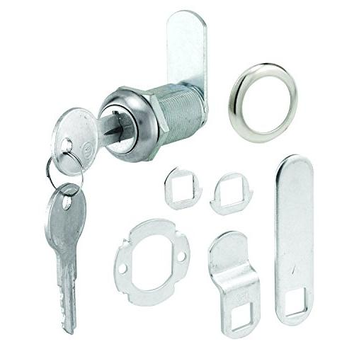 Desk Lock Replacement Stainless Steel Drawer & Cabinet Secur