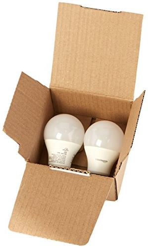 Soft White, Non-Dimmable, LED Light Bulb 2-Pack
