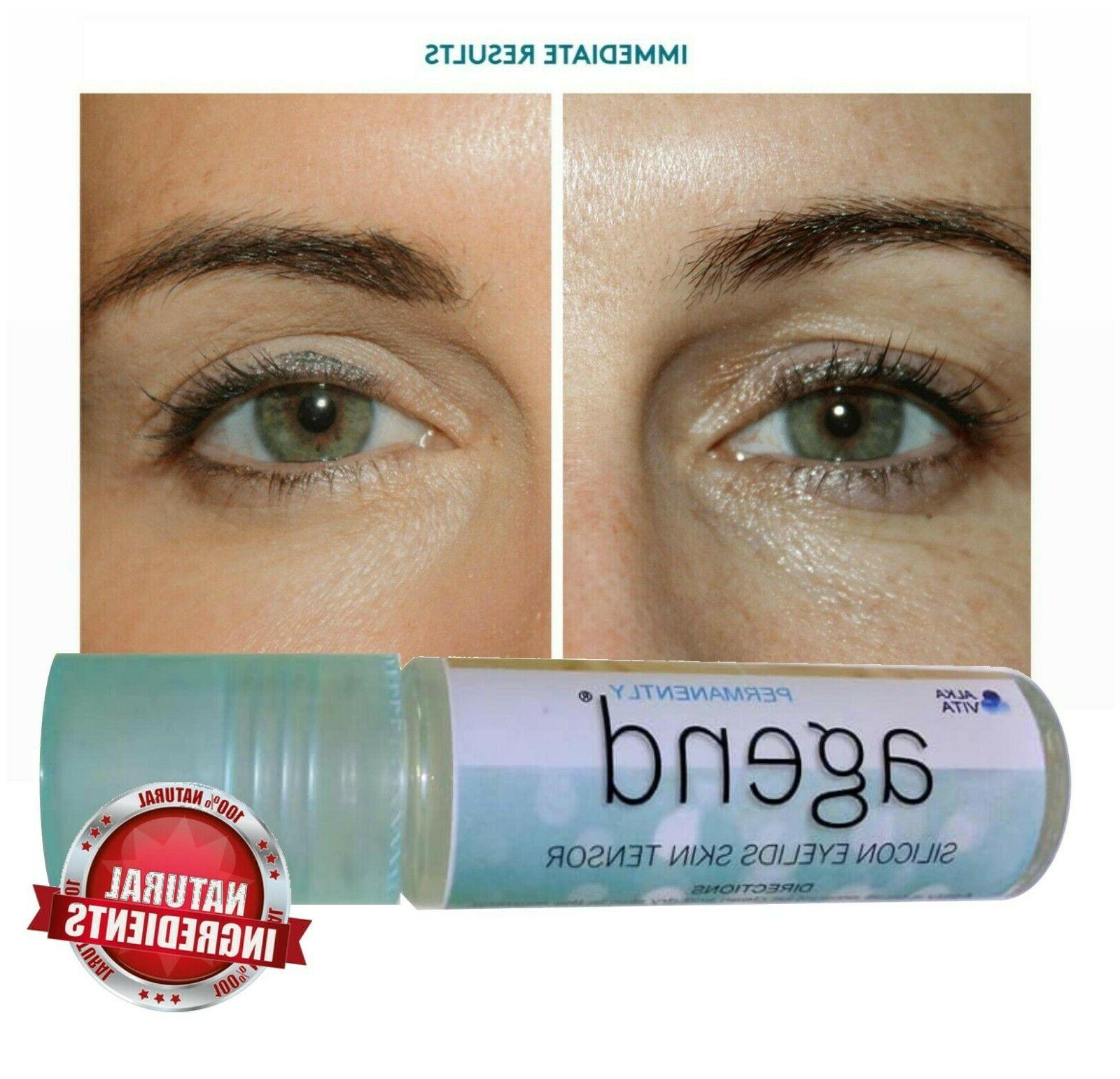Eyelid Lift Bags Under Eyes SILICON Permanent Effect ml