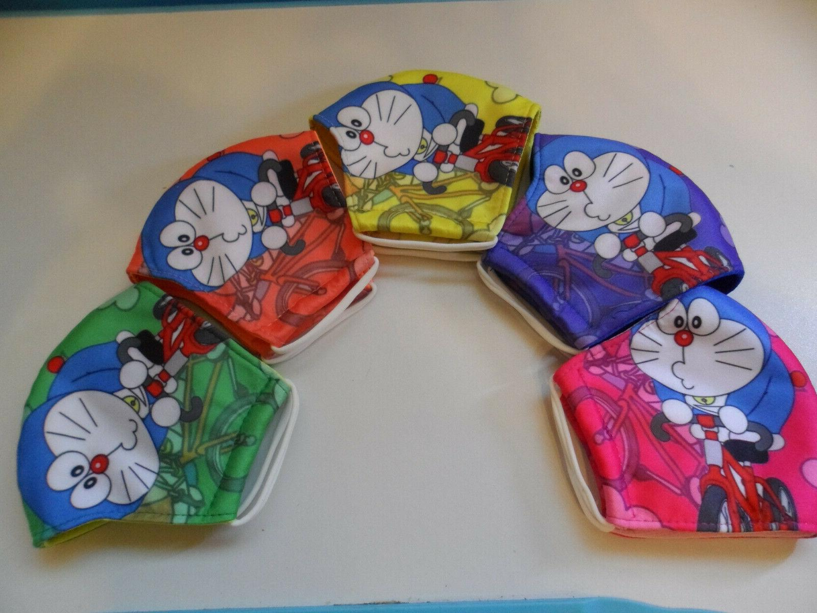 Face Mask Cotton Reusable UNDER 10 OLD