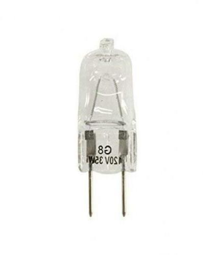 g8 120v 35w halogen light bulbs 10