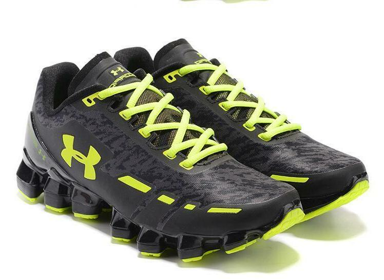 Hot Top Armour UA Running Shoes 9 Colour