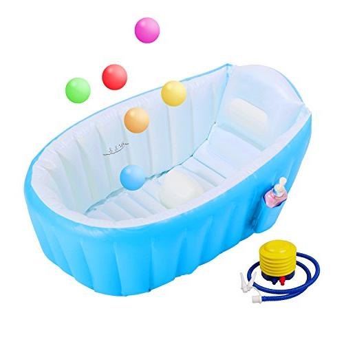 inflatable bathtub