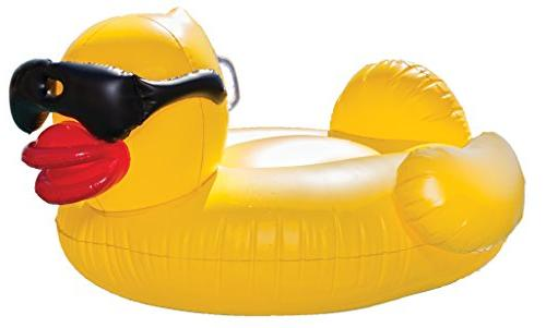 inflatable derby duck pool float