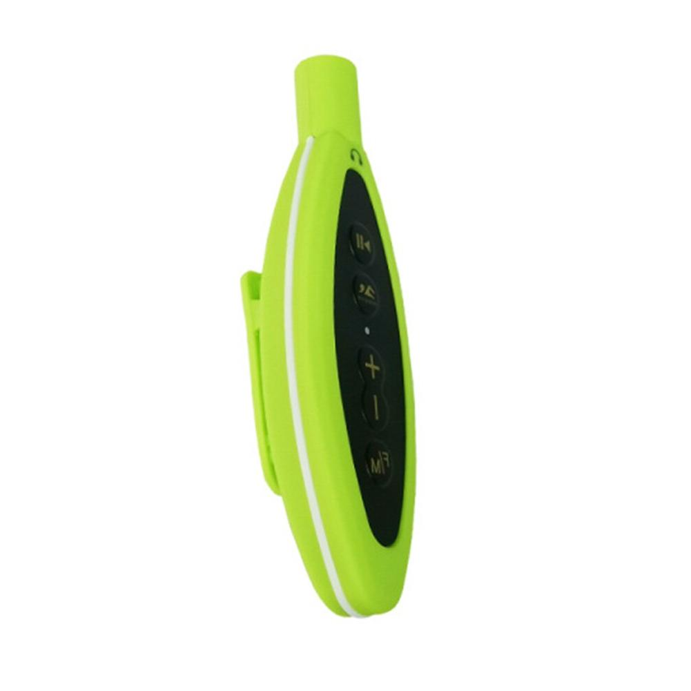 IPX8 4G Music With Radio Waterproof Water Diving <font><b>USB</b></font> Charging MP3 Stereo