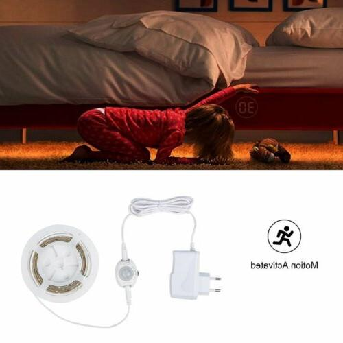 LED Under Night Light Activated PIR Flexible US