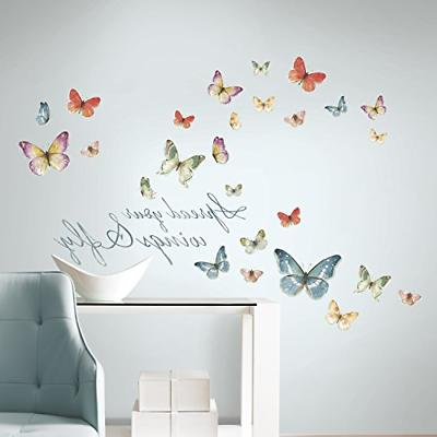 lisa audit butterfly quote peel