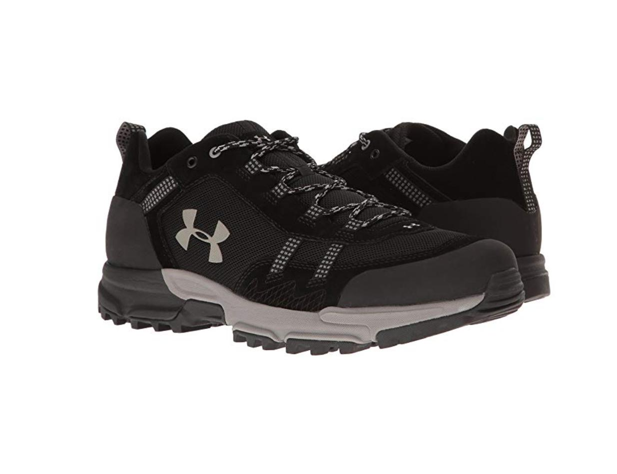 mens post canyon low trainer hiking walking