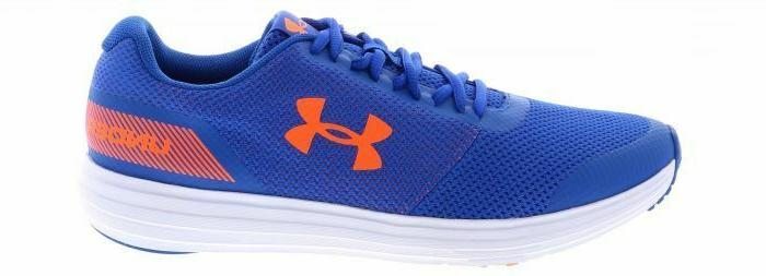 NIB MEN UNDER 3020336 BLUE/ORANGE SIZE