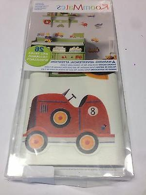 rmk1132scs transportation peel and stick wall decals