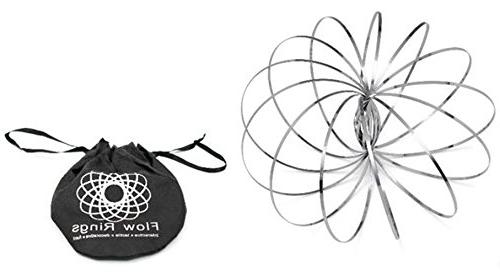 InterUS Round Key Tags with Split Ring,White Label, 50 Pack