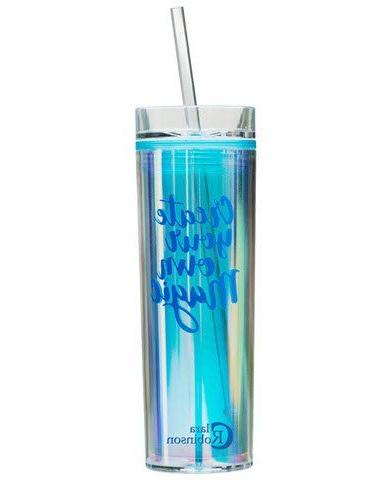 stylish double wall insulated tumbler