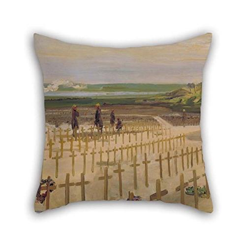 throw cushion covers oil painting