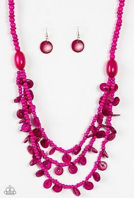 Paparazzi Samba necklace