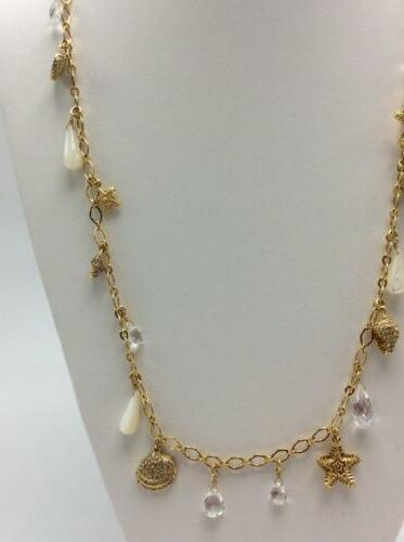 $128 Spade The Long Necklace 10-11.