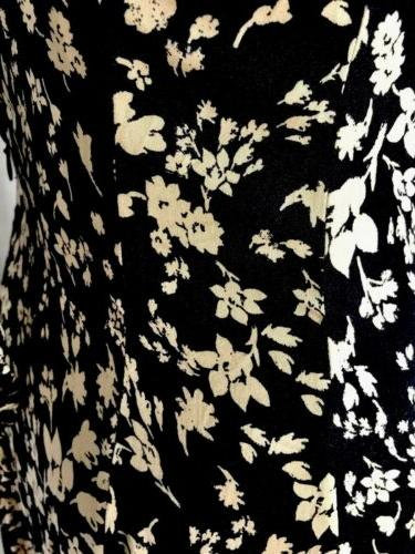 FREE PEOPLE Under Moonlight Floral Dress Size NWT!