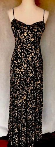 FREE The Moonlight Navy Floral Dress NWT!